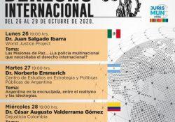 Convoca Facultad de Jurisprudencia a la semana de Derecho Internacional