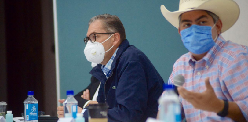 Anuncia Subcomité de Salud Región Centro Coahuila bajar aforo en fiestas privadas y restaurantes