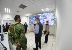 Inaugura MARS instalaciones del C4 en región Centro de Coahuila
