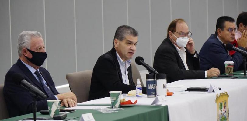 Subcomité Covid Laguna confirma unidad entre autoridades y sociedad para manejo de la pandemia: Miguel Riquelme