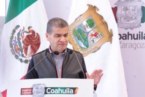 En Coahuila, cero tolerancia a la violencia en contra de las mujeres: Miguel Riquelme