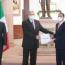 Entrega Secretario de Gobierno Tercer Informe de Resultados de Miguel Riquelme al Congreso de Coahuila