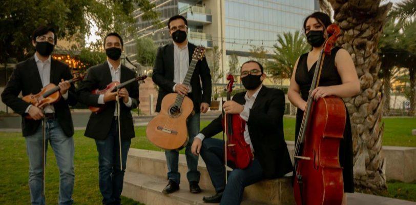 """Alumnos promotores culturales de la ESM inician el proyecto """"Saltillo a través de la Música"""""""