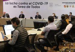 En Coahuila se fortalecen acciones de contención contra el covid: MARS