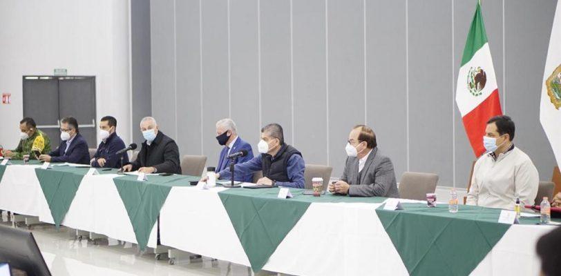 Sancionarán a quienes no cumplan protocolos anticovid, advierte Gobernador