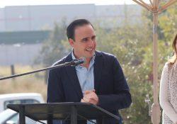 El 2021 será mejor para todos los saltillenses: Manolo Jiménez