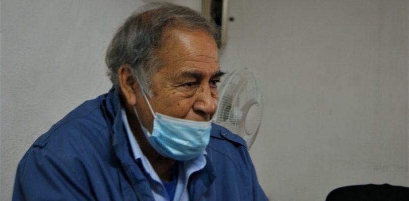 Presenta padre Pedro Pantoja síntomas de Covid-19