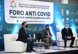Estado trabaja de la mano con la Cámara de Comercio de Torreón en protocolos Covid