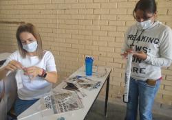Preparan bibliotecarios de Coahuila talleres navideños virtuales