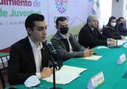Coahuila da voz a sus jóvenes para la formación de políticas públicas