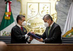 """""""Nunca más un poder judicial lejos de la gente"""": Miguel Mery"""