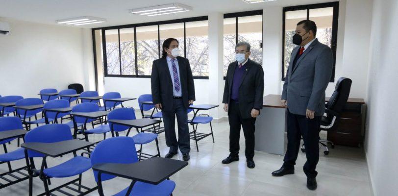 Amplía sus instalaciones la Facultad de Economía de la UAdeC