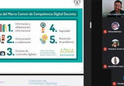 """Participa Facultad de Ciencias de la Comunicación en la Red temática """"TIC en la Educación"""""""