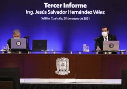 Renuncia Salvador Hernández Vélez como Rector de la UAdeC