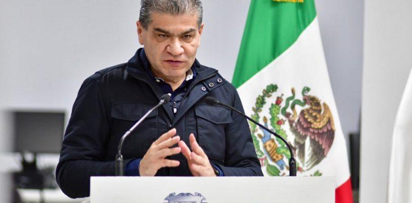 Semáforo rojo para Coahuila de parte de la federación, no obliga a imponer restricciones en toda la entidad: MARS