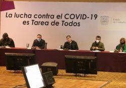 Región Sureste buscará mantener equilibrio ante semáforo rojo Covid-19 en Coahuila