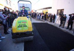 Se han reparado 200 mil baches en Saltillo
