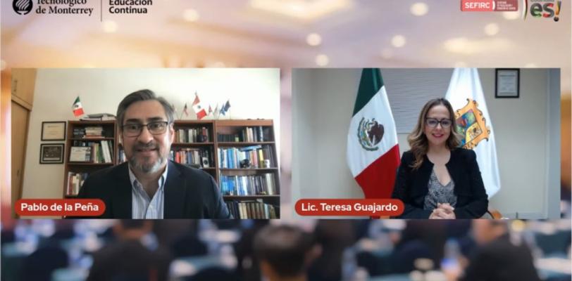 Firma de convenio entre SEFIRC y el ITESM en profesionalización en Coahuila