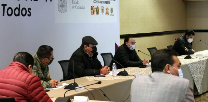 Acuerdos de Subcomité Técnico Regional Covid-19 Sureste