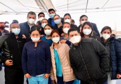 Cuenta personal de Salud Coahuila con apoyo incondicional de Miguel Riquelme