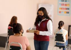 Inician mujeres Coahuilenses su educación preparatoria en el Centro de Justicia y Empoderamiento