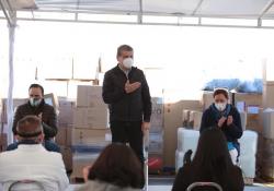 Coahuila, como siempre, pone un pie adelante en Salud: Miguel Riquelme