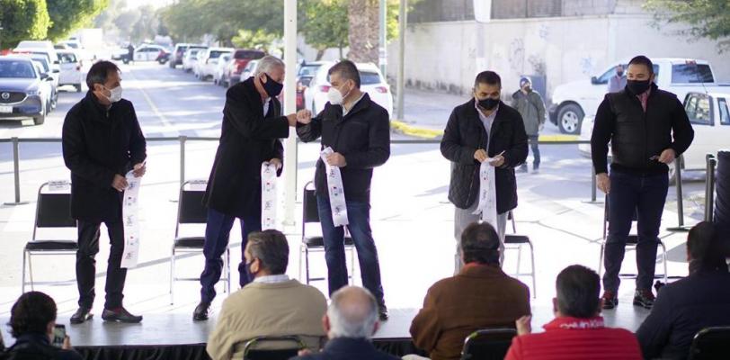 Coordinación entre Estado y Municipios fortalece la competitividad: Miguel Riquelme