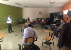 Realiza Estado recorridos por Centros Integrales de Prevención y Desarrollo de Saltillo