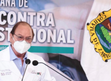 Refuerza Salud Coahuila atención hospitalaria por todo el Estado