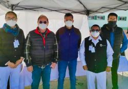 Registra vacunación contra Covid avance del 77% en Coahuila