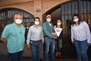 Coahuila garantiza certidumbre jurídica patrimonial: entrega Estado escrituras casa por casa
