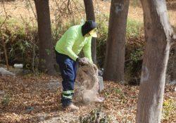 Limpia Municipio arroyos de Saltillo