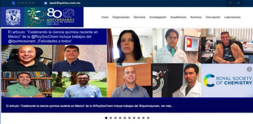 Publican docentes investigadoras de la UAdeC artículo en la Royal Society of Chemestry