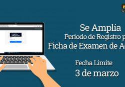 Amplía UAdeC registro de aspirantes a Bachillerato, Licenciatura y Posgrado al 3 de marzo