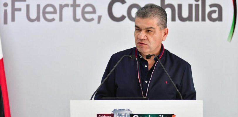 Coahuila ha respaldado a empresarios con más de mil mdp en créditos por contingencia: MARS.