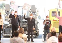 En Coahuila siempre adelante en obra pública y atracción de inversiones: Miguel Riquelme