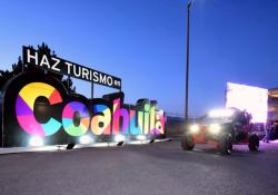 Trabaja Turismo Coahuila en 4 Ejes