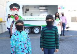 Impulsa DIF Coahuila alimentación sana y equilibrada de niñas y niños: Marcela Gorgón