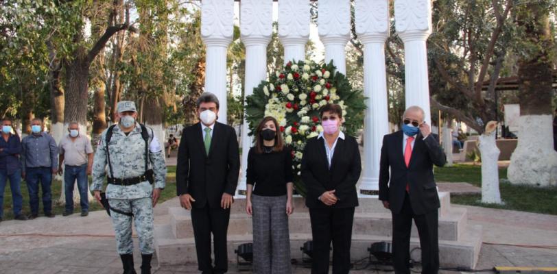 Celebra Coahuila a San Pedro de las Colonias en su 150 Aniversario