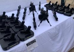 Reciben armamento táctico para seguridad pública municipios de Acuña y Múzquiz