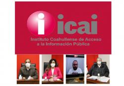 ICAI aprueba 70 recursos de revisión para que dependencias entreguen información