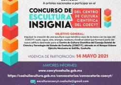 Convocan a crear escultura del COECYT Coahuila