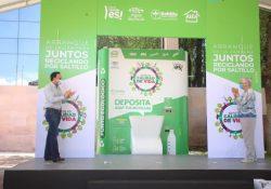 Agenda Ambiental de Saltillo fortalece cultura del reciclaje