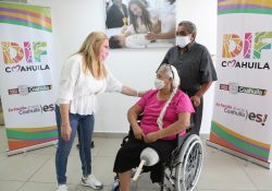 DIF Coahuila apoya a quienes más lo necesitan: Marcela Gorgón