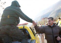 No escatimaremos recursos hasta liquidar el incendio en la Sierra de Arteaga: Miguel Riquelme