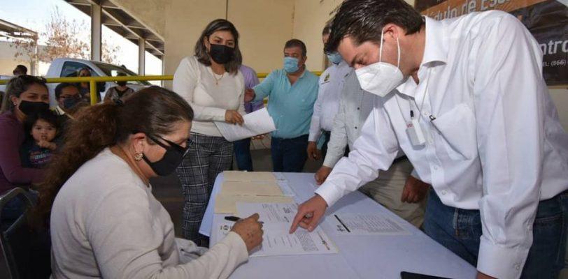 Sigue Coahuila brindando certidumbre jurídica patrimonial