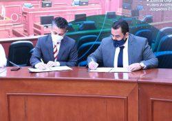 Firman convenio de colaboración la Facultad de Jurisprudencia de la UAdeC y el Poder Judicial del Estado de Coahuila