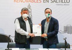 Saltillo le apuesta a las energías limpias y renovables