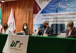 Firma convenio de colaboración Cultura Coahuila y la Universidad Tecnológica de Torreón