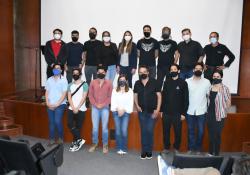 Presentan en Torreón a ganadores de los Proyectos Cinematográficos en Corto